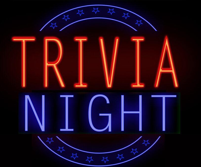 Jessup Cellars – Locals Trivia Night Every Wednesday!
