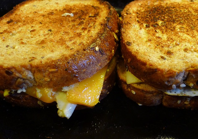 Level Up Grilled Cheese