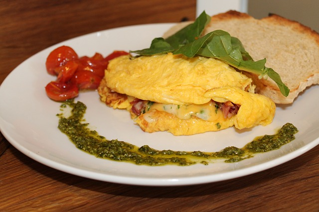 Fritatta's Paired with Wine