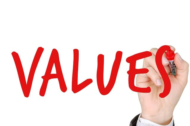 You See How Your Core Values Make Amazing Decision Filters