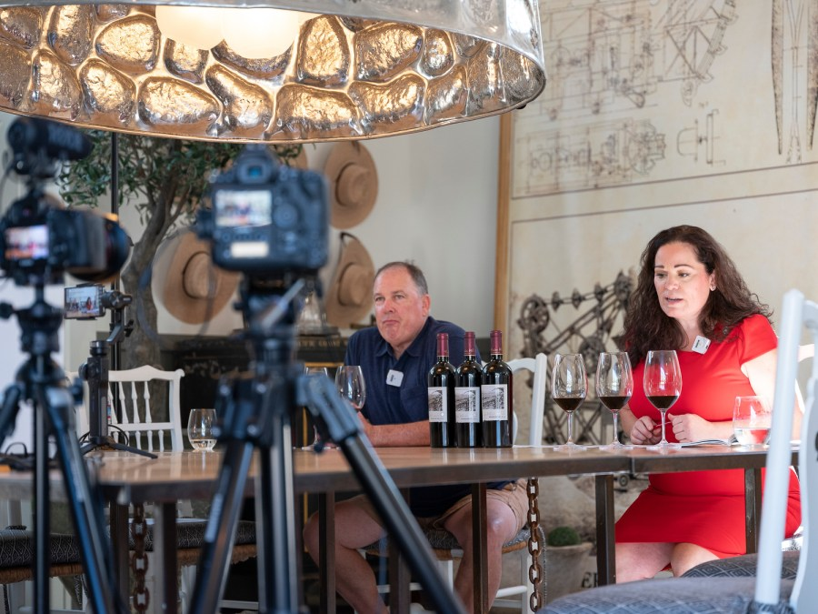 A Year in Review: Frank Family Virtual Tastings P
