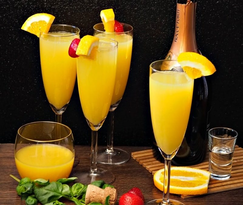 The Mummosa: A Spring Brunch Favorite P